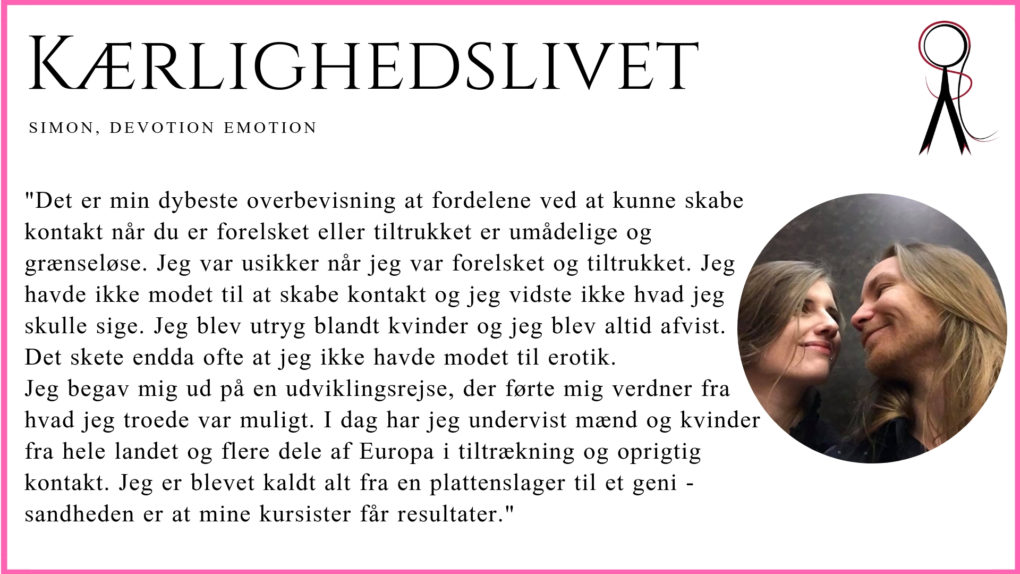kærlighed passion dating site