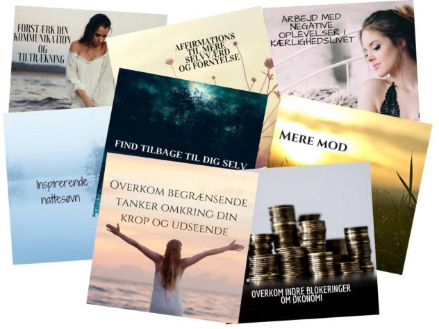 Guidet-hypnose-lydfiler-mod-depression-stress